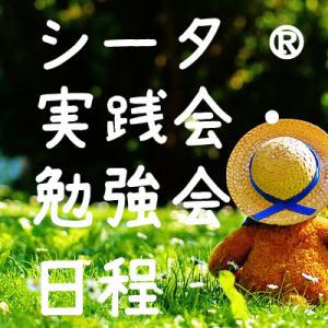 シータ実践会日程